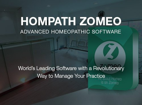 Hompath Zomeo - Homeopathy Software | Repertory