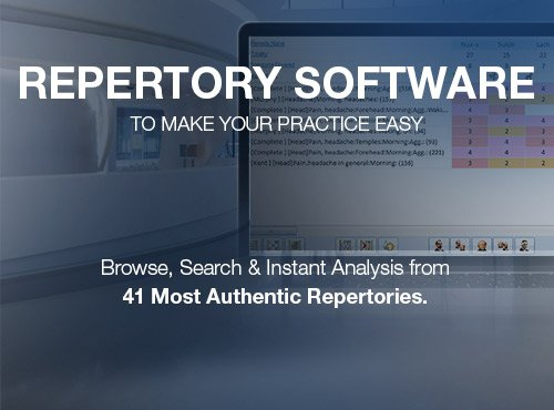repertory-software