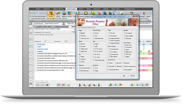 repertorization skills