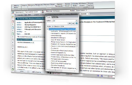 remedies keynotes journals