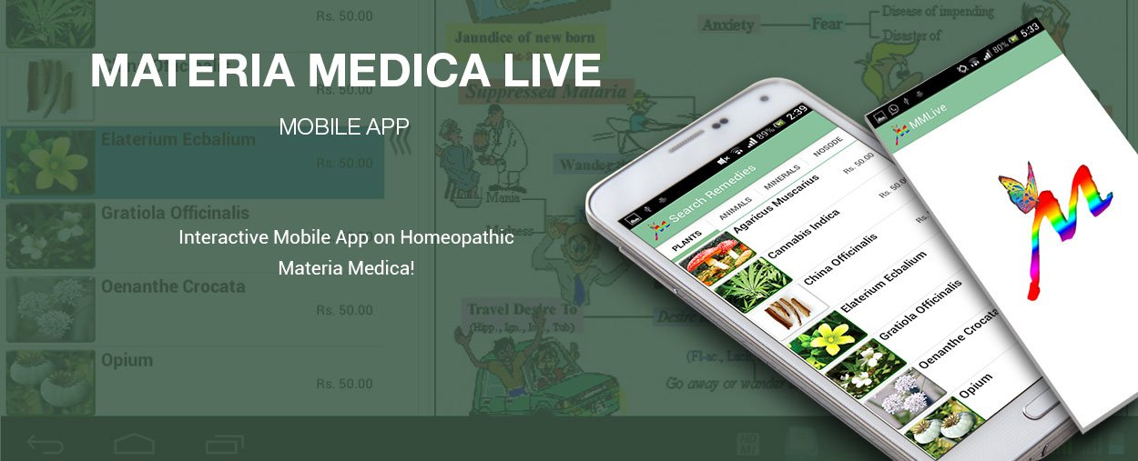 Homeopathic Materia medica