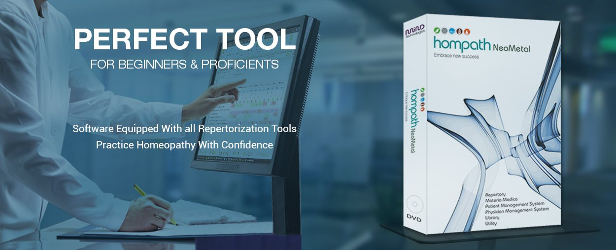 Repertorization tools