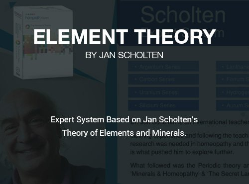 Jan Scholten Theory of salts