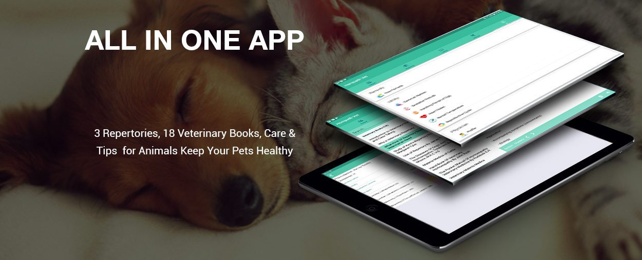 VETERINARY HOMEOPATHY books repertories