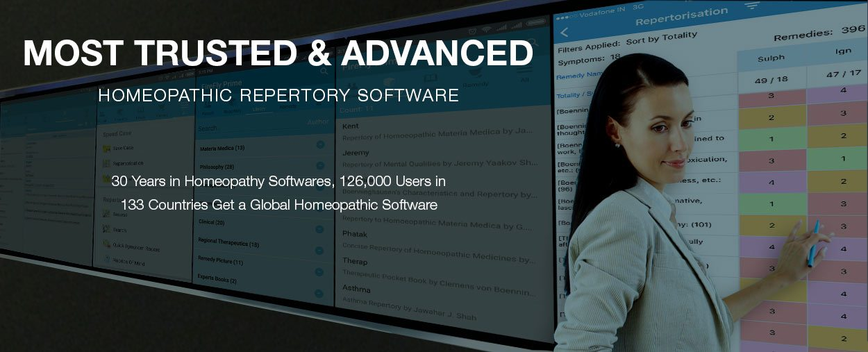 Homeopathy Software  Full Version